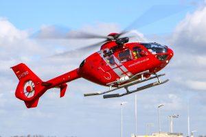 EC135 Helikopter